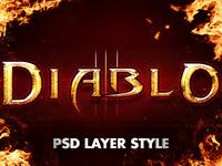 DIABLO LAYER STYLE