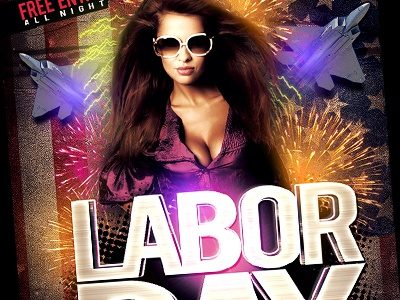 Labor Day Party Flyer Template america american american event army construction fireworks fourth of july independence day industrykidz july labor labor day laborday memorial day military party patriot patriotic september the fourth of july union usa war work