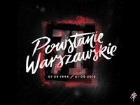 71st Warsaw Uprising anniversary