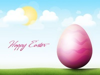 Happy Easter Dribbblers:)