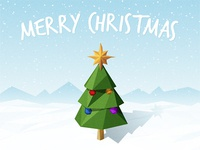 Merry Christmas Dribbblers