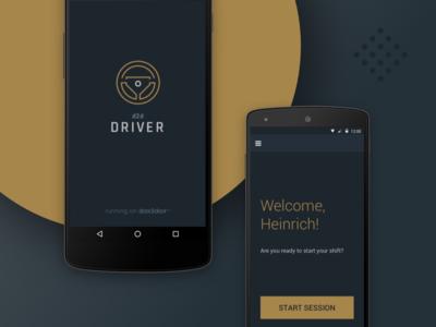 d2d Driver App