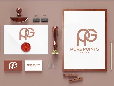 ppg flat logo ppg logo luxury logo illustration logo illustration logo design creative logo roof logo abastact logo modern logo minimal logo minimalist logo logo design