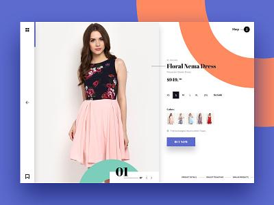MV fashion - Product Detail page web website material ux design ui design man dress woman fashion product detail ecommerce