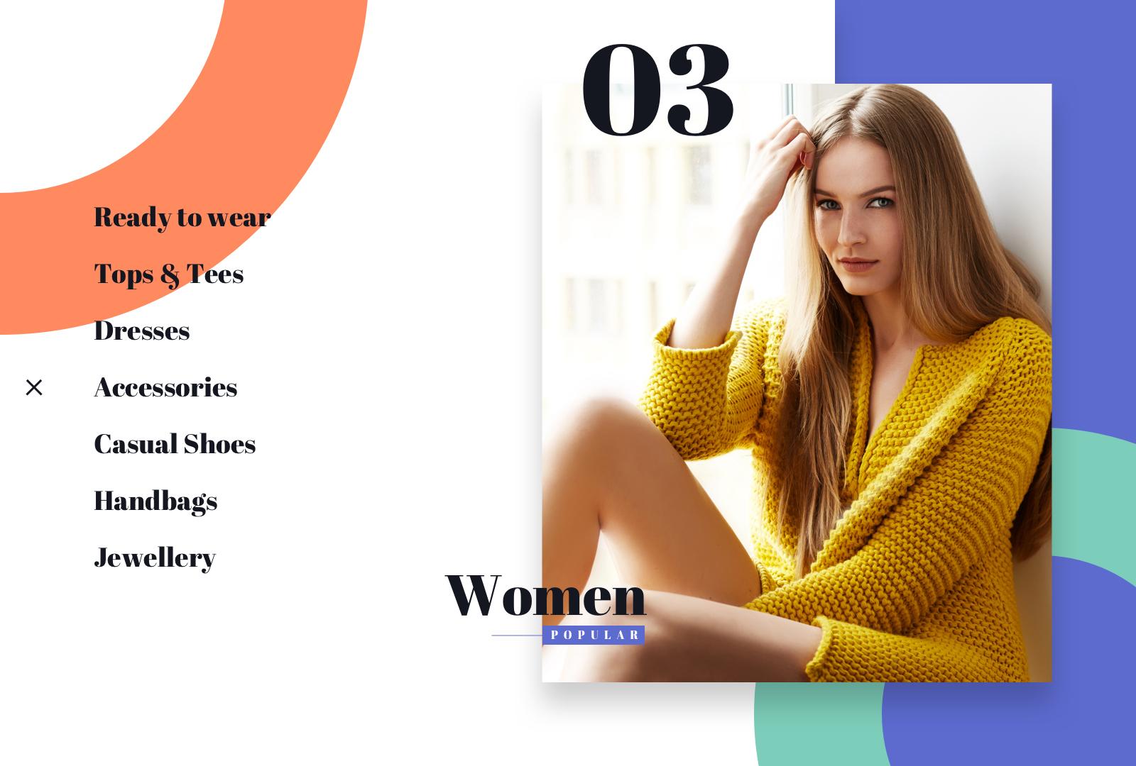 Women categories