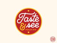 Taste & See Cooking Series