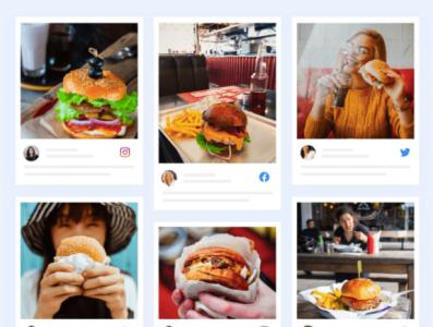 Usage of social media aggregator tool social aggregator social content aggregator social media feed social feed social media aggregator