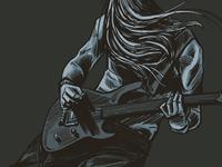 Rocking scribble