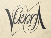 Vienna Ambigram