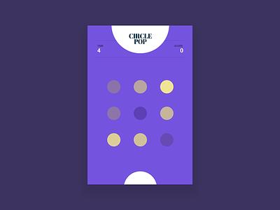 Circlepop fun iphone app ios game