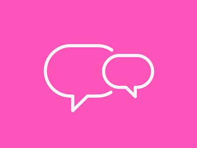 Chattin' icon