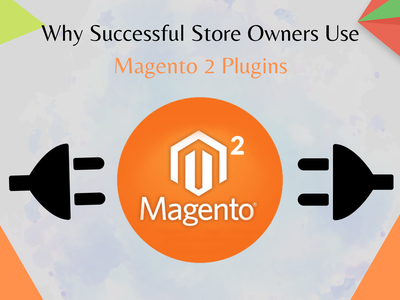 Why Successful Store Owners Use Magento 2 Plugins
