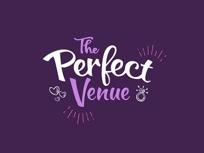 The Perfect Venue logo