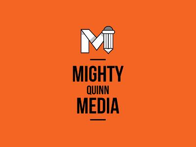 MQM Logo Design writer media logo