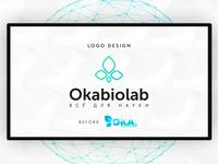 Biological laboratory. Logo