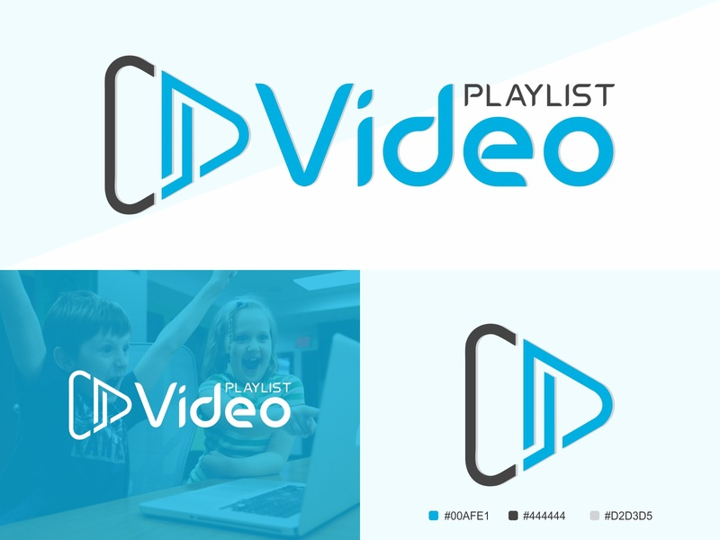 Video Playlist logo - youtube & facebook playlist at one place