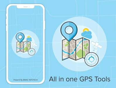 All in one GPS Tools