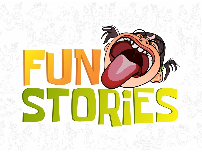 Fun Story Application Logo