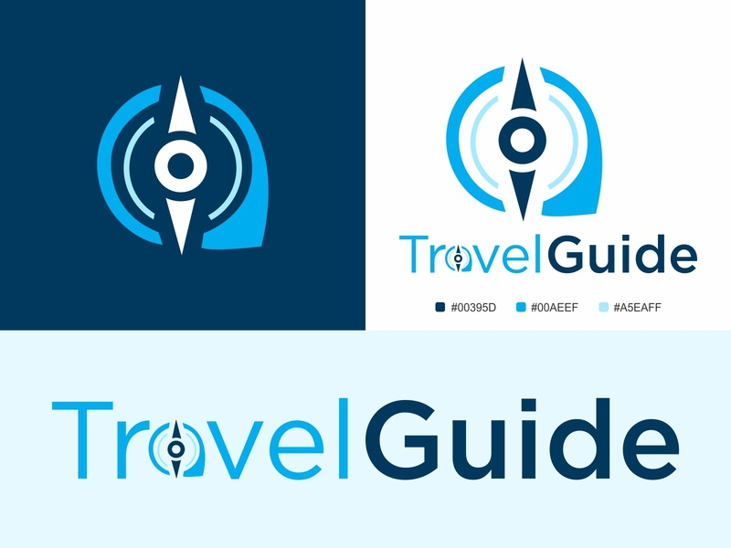 Travel Guide logo | App icon
