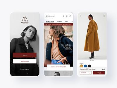 E-commerce app app ecommerce ui dailyuichallenge dailyui
