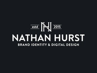 Nathan Hurst Logo Design