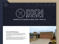 DXN Bricklaying Website