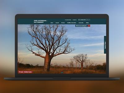 Shire of Wyndham East Kimberley Website Design shire wyndham kimberley website design market creations