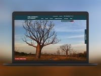 Shire of Wyndham East Kimberley Website Design