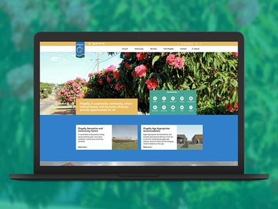 Shire of Pingelly australia wa perth shire pingelly website design market creations