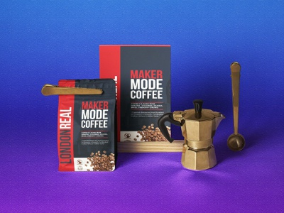 Fabulous Coffee Packaging Mockup ui logo illustration design premium new collection bottle psd mockup packaging coffee fabulous