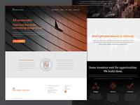 Free Market Ventures Website