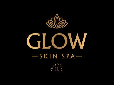Glow Skin Spa Logo