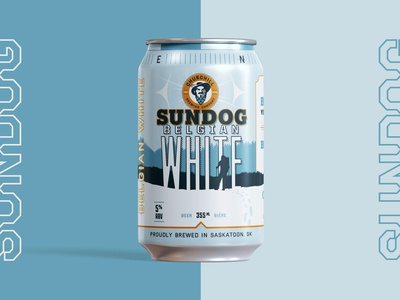 Churchill Brewing Co. – Sundog Belgian White