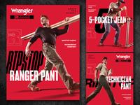 Wrangler RIGGS POS Campaign