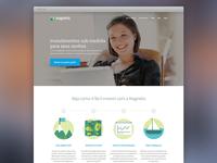 Magnetis Homepage