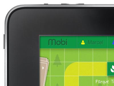 Mobi game boardgame ecofriendly ipad boardgame urban mobility educational game