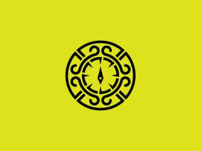 luxury compas logo concept compas logo monogram logo type logo lettering logo modern logo minimalist logo design minimalist logo logo