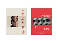 Pure Barre Posters B