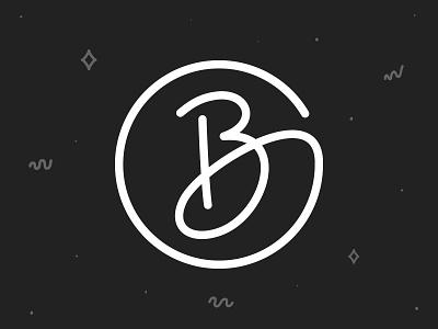 B bianca designs symbol identity monogram mark icon design