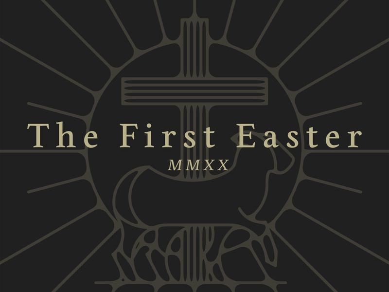 Unused Easter Branding