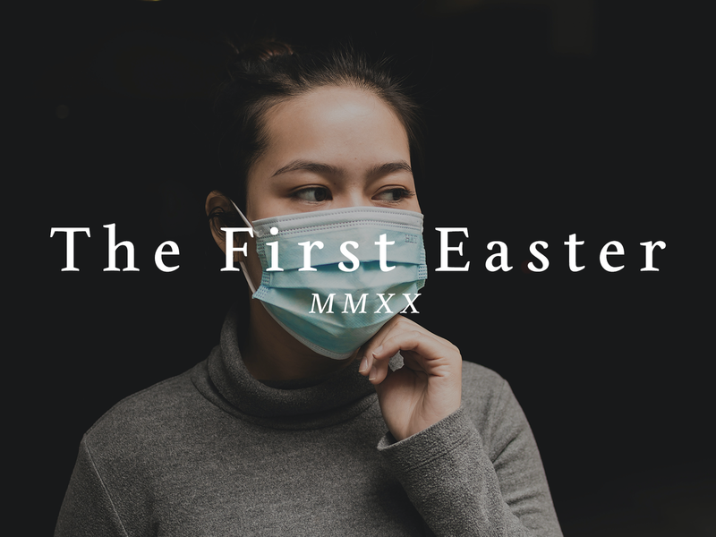 The First Easter - Official Branding