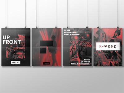Revolution WKND - Branding Elements