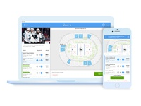 Goldstar Seating Chart Checkout