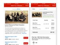 Goldstar, Yelp Integration