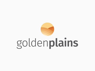 Golden Plains Logo
