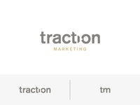 Traction Marketing Responsive Logo