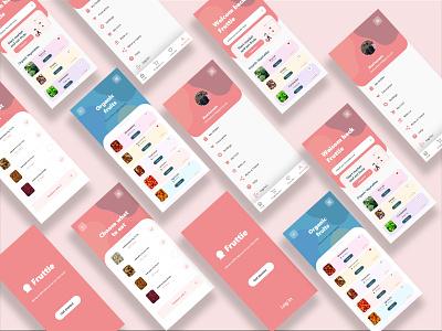 Mobile app design design ui graphicdesign landing page design app design corporate design website design landing page