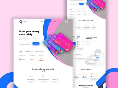 Web site design home page design ui graphicdesign graphic design landing page design app design corporate design website design landing page