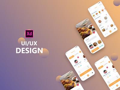 Ui App design web web design ui graphic design ux mobile app design design website design food app food app design app design landing page creative ui ux