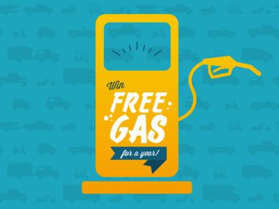 Win Free Gas (Pump)